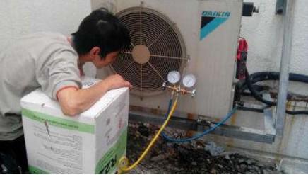 分体/家用空调清洗